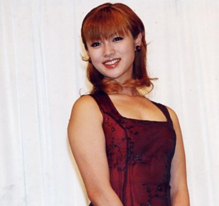 20才の深田恭子