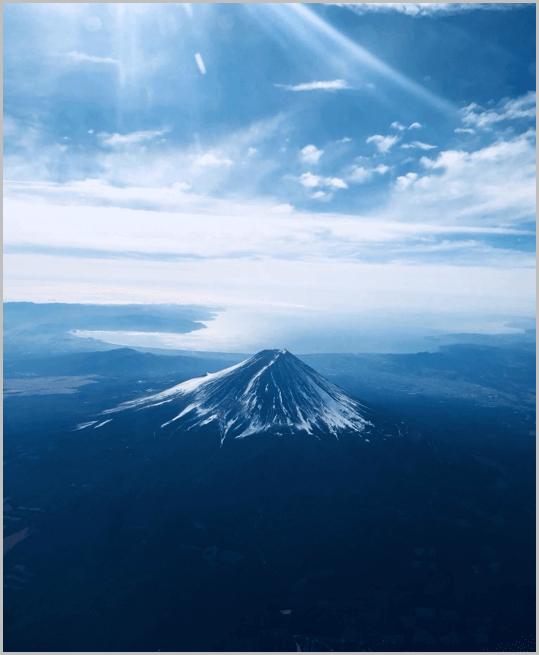 大倉忠義と吉高由里子の匂わせがヤバい!吉高由里子の富士山画像